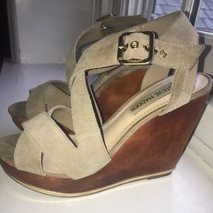 Women's Steve Madden wedges